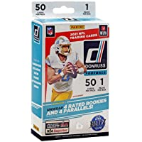 $37 » 2021 Panini Donruss NFL Football HANGER box (50 cards/bx)