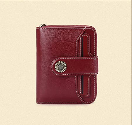 In pelle a portafoglio RFID ANTI SCAN LEATHER WALLET cambiamento