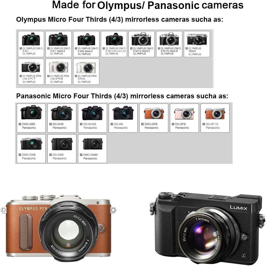Kamera & Foto Kamera-Objektive 7artisans 35mm f1.2 Groe Blende ...