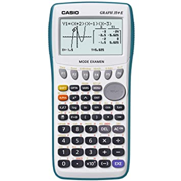 programme pour calculatrice casio graph 35+