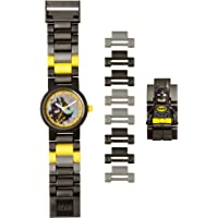 Lego Kids Analogue Quartz Watch with Plastic Strap 8020837