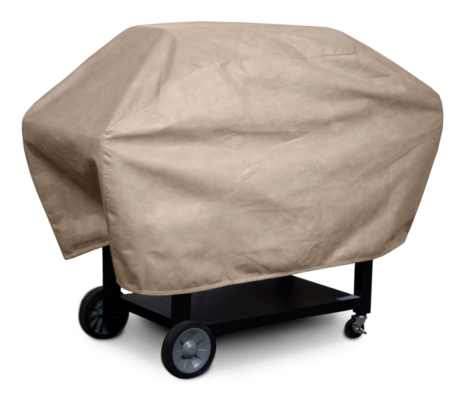 KoverRoos 33062 Medium Barbecue Cover, Choose Fabric Color 3 Taupe