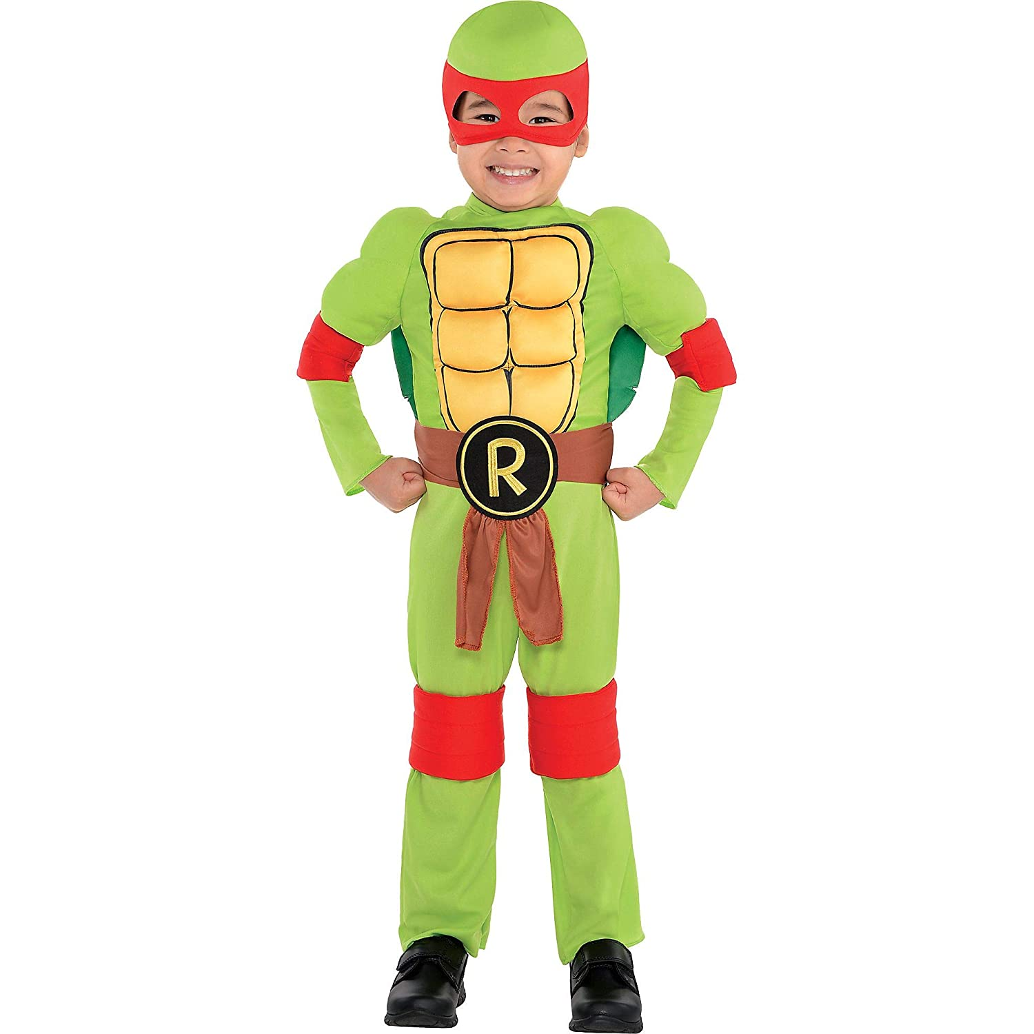 Teenage Mutant Ninja Turtles Raphael Costume Toddler (3-4)
