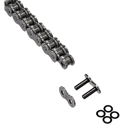 DID 525VX-120 X-Ring Chain with Connecting Link