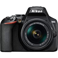 Nikon D3500 AF-P DX NIKKOR 18-55mm f/3.5-5.6G VR Kit, Black, Standalone