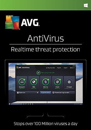 AVG AntiVirus 2017 - 3 User 2 Year (PC)
