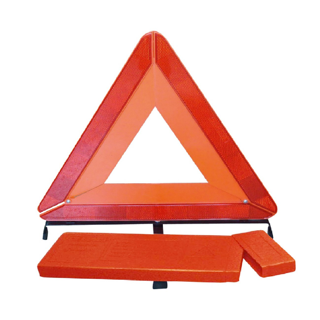 Large Reflective Warning Triangle Sign Foldable Road Emergency car Recovery Roadster 4333283905