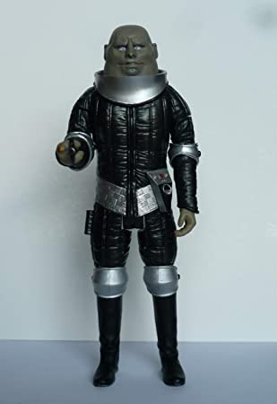 Doctor Who Action Figure Sontaran Soldier 6 inch loose