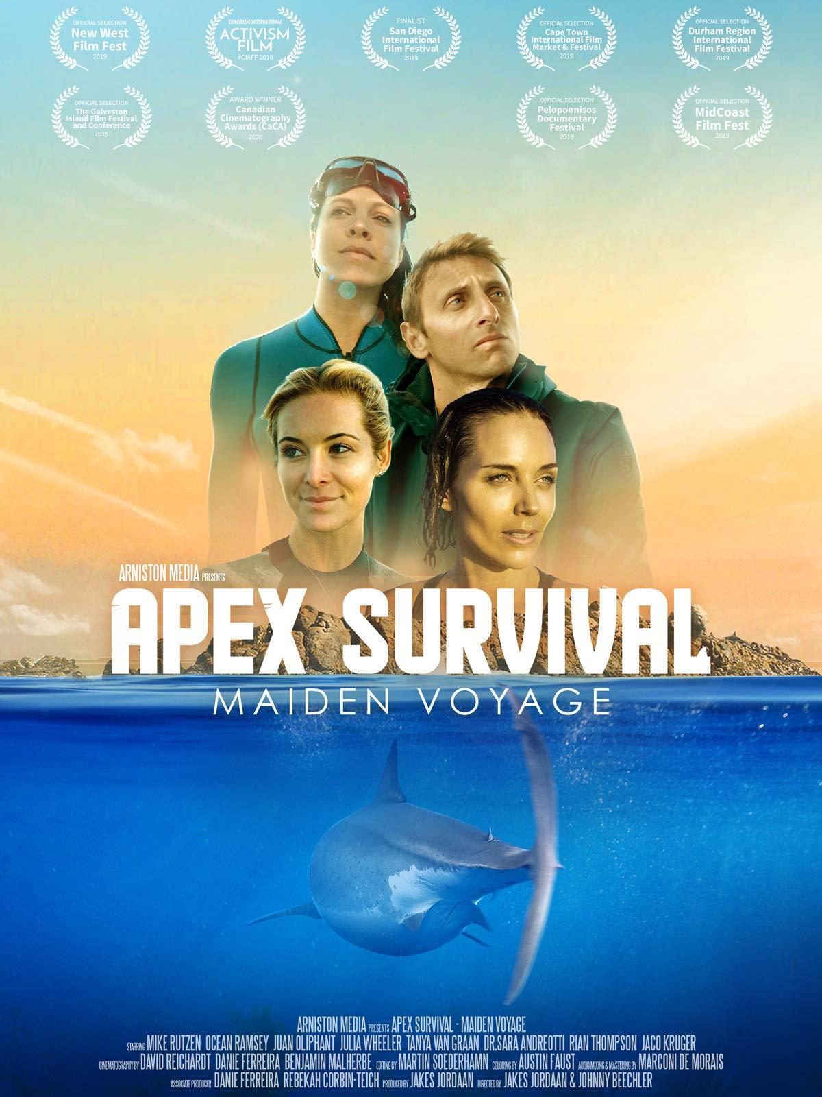 Apex Survival - Maiden Voyage