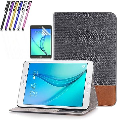 Amazon.com: goldcherry Samsung Galaxy Tab A 8.0, función ...