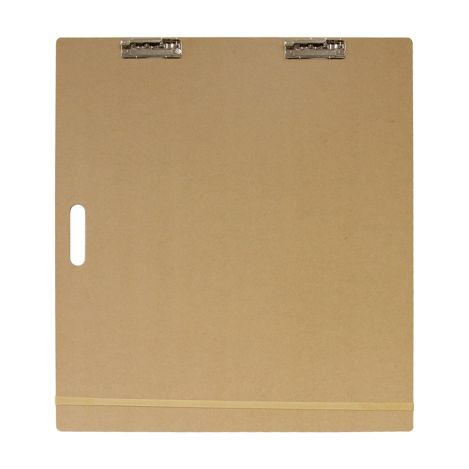 US Art Supply Artist Sketch Tote Board - Great for Classroom, Studio or Field Use (23''x26'') by US Art Supply