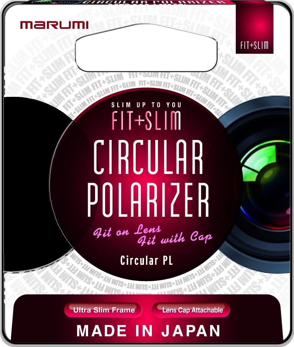 Marumi 37 mm Fit and Slim Circular PL Filter