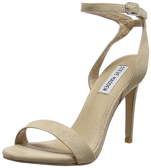 Steve Madden Footwear 91000735 Sandali con Cinturino alla Caviglia Donna