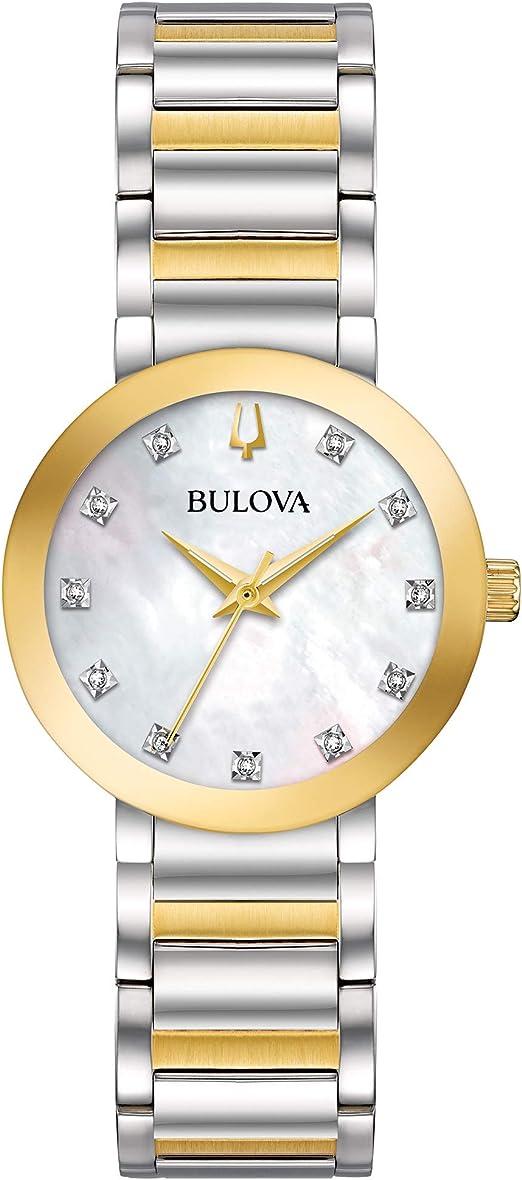 Bulova Dress Watch (Model: 98P180)