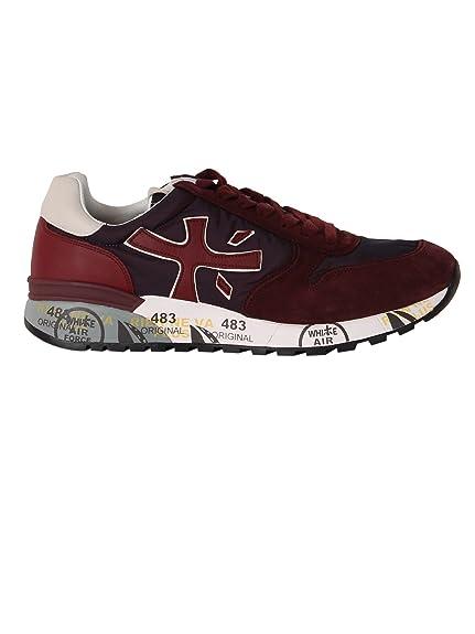 PREMIATA - Zapatillas para Hombre Granate IT - Marke Größe, Color, Talla 45 IT - Marke Größe 45: Amazon.es: Zapatos y complementos