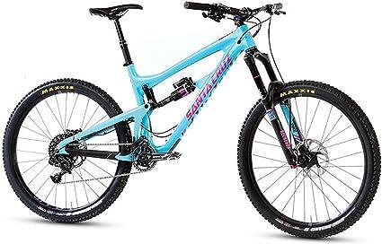 Santa Cruz Nomad. De Carbono Bicicleta Marco Kit de protección para. Heli cinta. stoneguard. Vinilo: Amazon.es: Deportes y aire libre