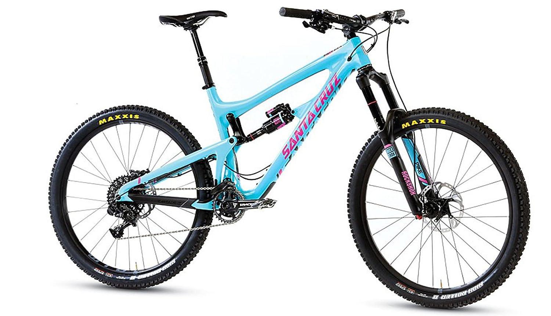 Santa Cruz Nomad Carbon. Fahrrad Rahmen Schutz-Set. Heli Tape ...