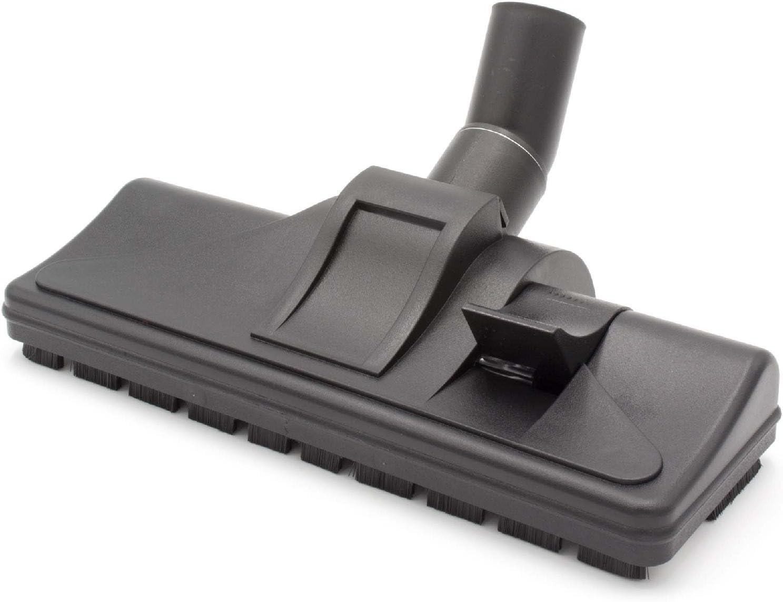 vhbw Boquilla de suelo 32mm modelo 4 para aspiradoras DeLonghi, Dirt Devil, Moulinex, Philips, Rowenta, AEG, electrolux, Vax