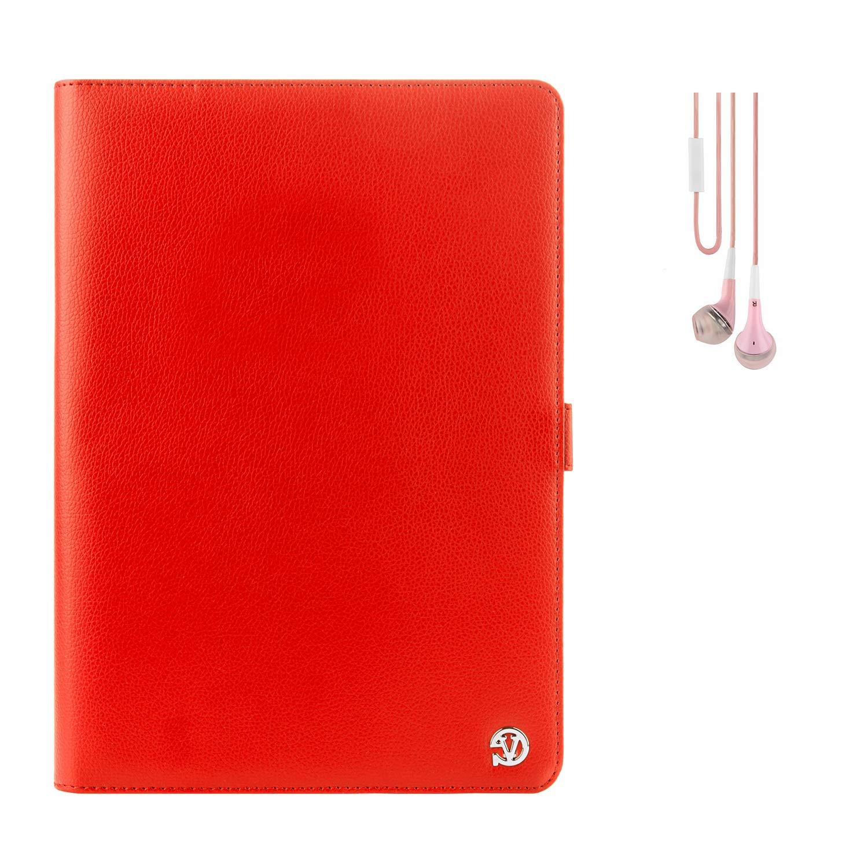 独特な店 超薄型フォリオケース M Apple iPad Pro B07KZTKQMG 10.5 Apple/iPad Pro 11+デラックスステレオハンズフリーヘッドセット用 マイク付き M レッド KZ_000002196_8 レッド B07KZTKQMG, カサギチョウ:5353f9be --- a0267596.xsph.ru