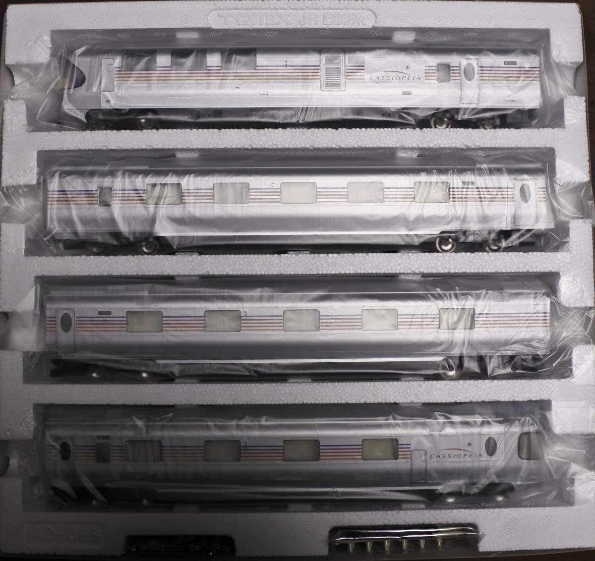 TOMIX HO-9031 JR E26系 特急寝台車(カシオペア)基本セット B 未走行02 B07NTTSB3N