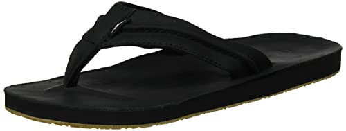 O'Neill Men's Fm Captain Jack Flip Flops 0 Black Size: ...