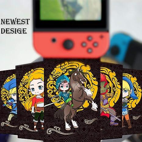 Tarjetas de Juego NFC Tag para The Legend of Zelda Breath of The ...