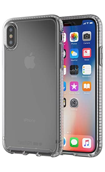 Amazon.com  Pure Clear Case for Apple iPhone X -  Cell Phones ... 19ced4b1ce2d7