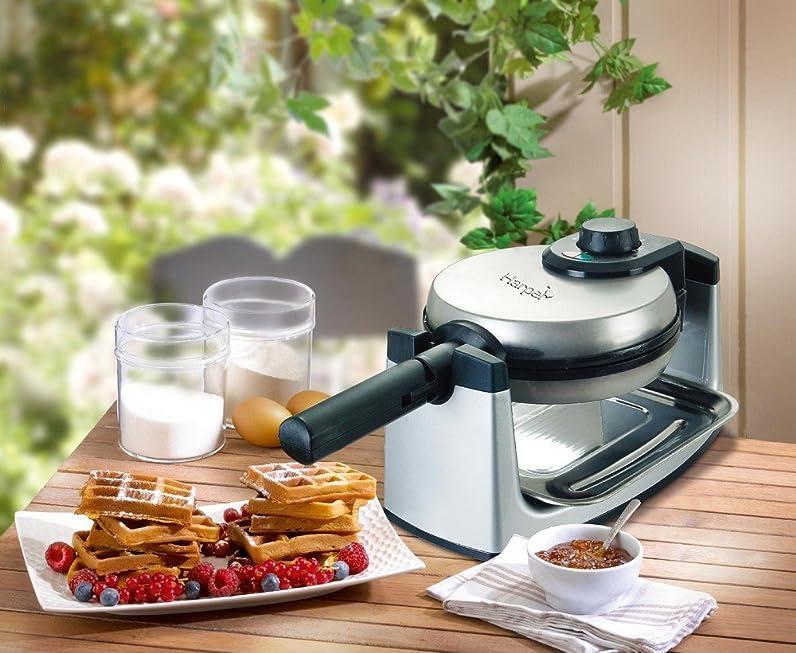 Harper 1151060 Hwm460 Gaufrier Réversible Inox: Amazon.fr: Cuisine ...