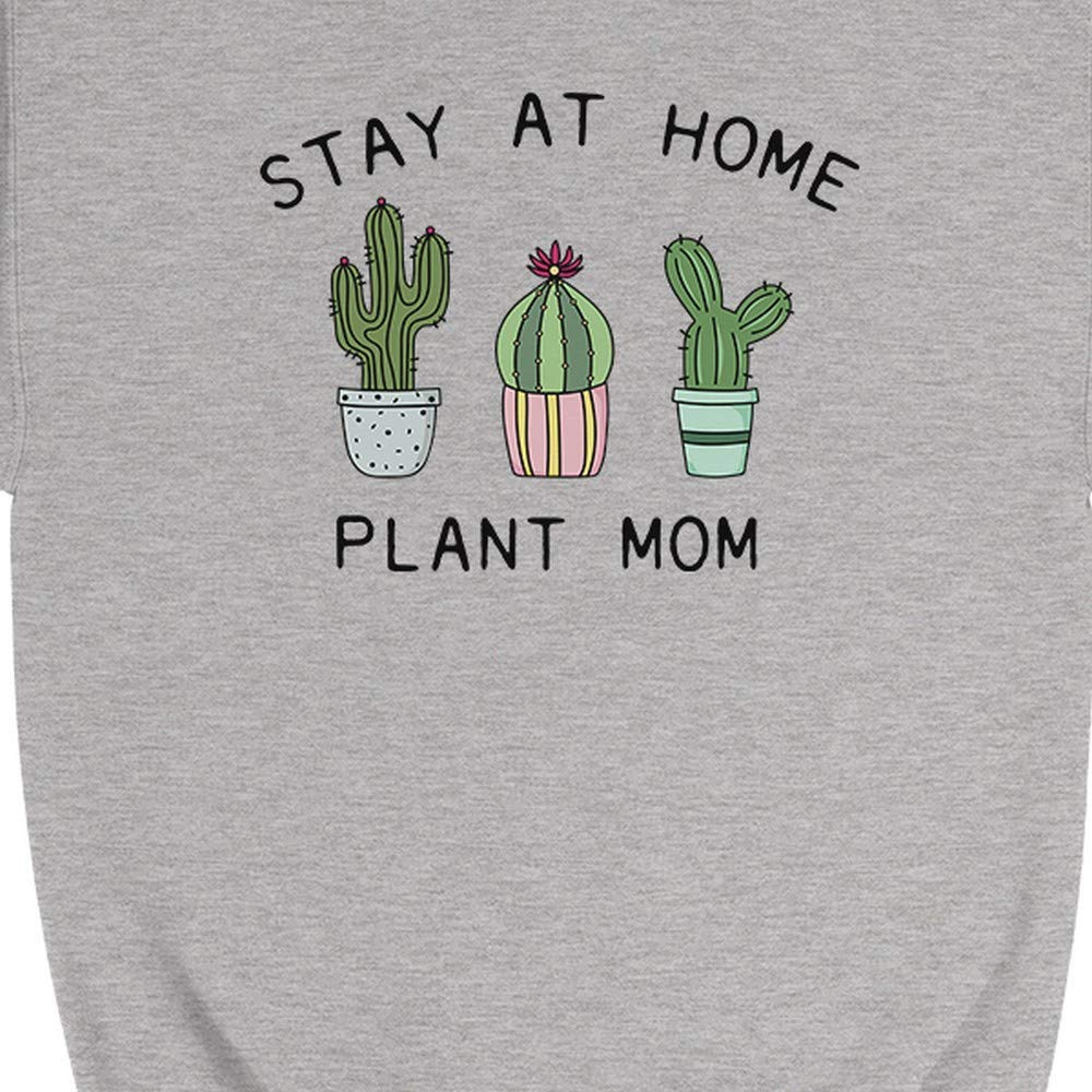 Stay At Home Plant Mom Unisex Sweatshirt Mothers Day Gift For Mom