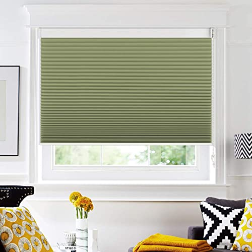 Keego Window Blinds Blackout Cellular Shade