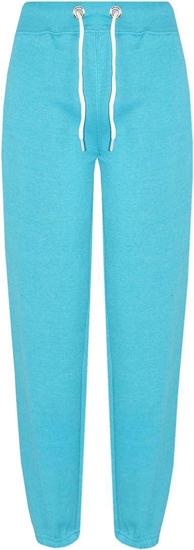Children's Boys Girls Kids School Sweat Uniform  pants Jogging Bottoms Trousers