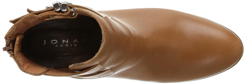 JONAK & 264 Daks Cu H4 Damen Stiefel & JONAK Stiefeletten Braun - Marron (Cuir Cognac) 386b2f