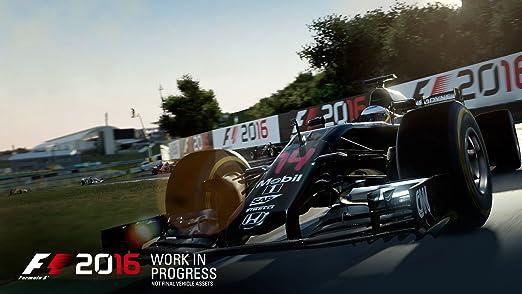 F1 2016 - Edición Estándar: Amazon.es: Videojuegos