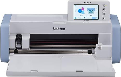 Brother Plóter de Corte con escáner ScanNCut Deluxe SDX1000 ...