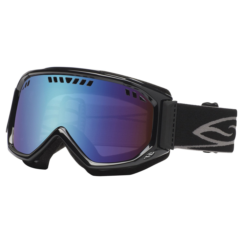 acb794970b2d Amazon.com   Smith Optics Scope Goggle (Black Frame