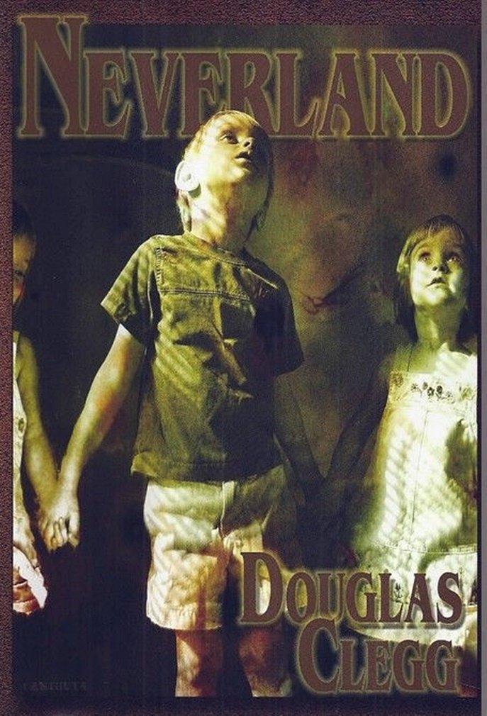 Image result for neverland, douglas clegg