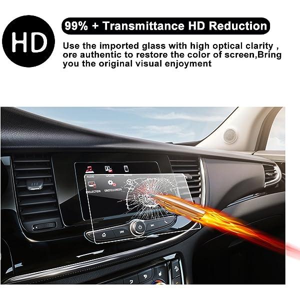 2017 RUIYA Protector de pantalla de vidrio templado para Opel Mokka X SUV IntelliLink R4.0 sistema de navegaci/ón,Crystal Clear HD pel/ícula protectora-7 Pulgadas 2018 2016