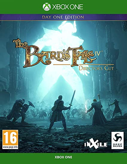 The Bards Tale IV Directors Cut - Xbox One: Amazon.es: Videojuegos