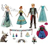 Disney Frozen Frozen Fever Deluxe Doll Gift Set 11""