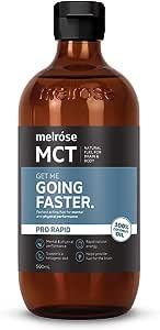 Melrose MCT Oil Pro Rapid 500mL
