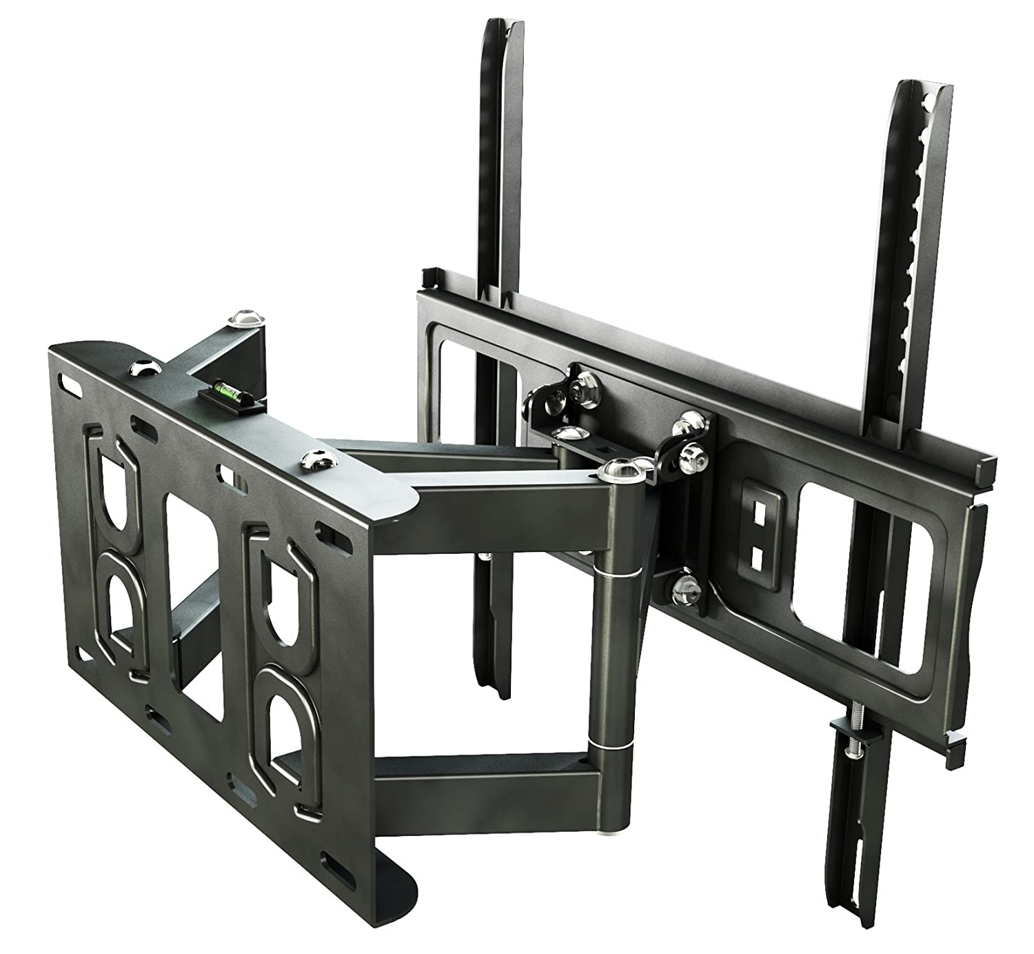 ricoo support tv mural orientable inclinable s5244 meuble de