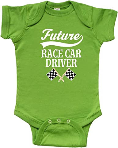 inktastic Race Car Driver Racing Gift Baby T-Shirt