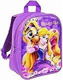 Sac à dos enfant fille Disney Princesse Raiponce Violet 28cm