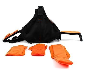 Tasche GepolstertemKamera Schwarze Schwarze Schwarze Mit Tasche Mit Wasserabweisende Wasserabweisende GepolstertemKamera Wasserabweisende Tasche b76Yfgyv