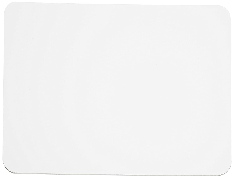 Charles Leonard Dry Erase Lapboard, 9 x 12 Inches, Masonite, One Sided, Plain White, 1 Each (35100) Charles Leonard Inc.