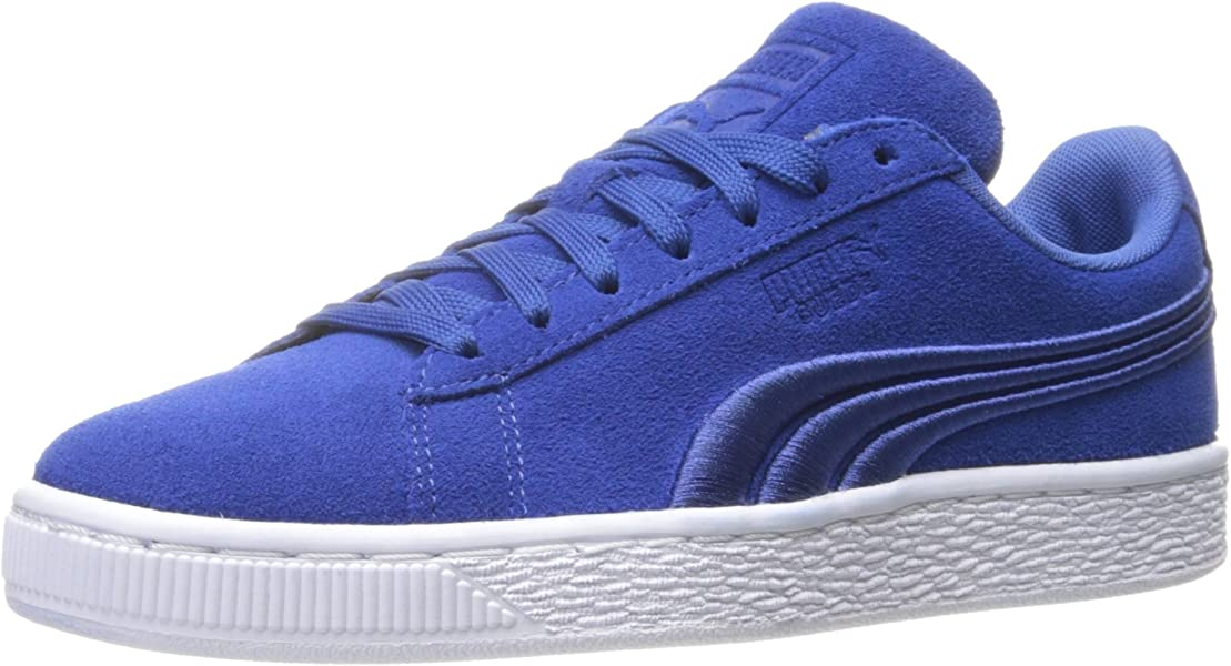 b097b5209860 PUMA Men s Suede Classic Badge Sneaker
