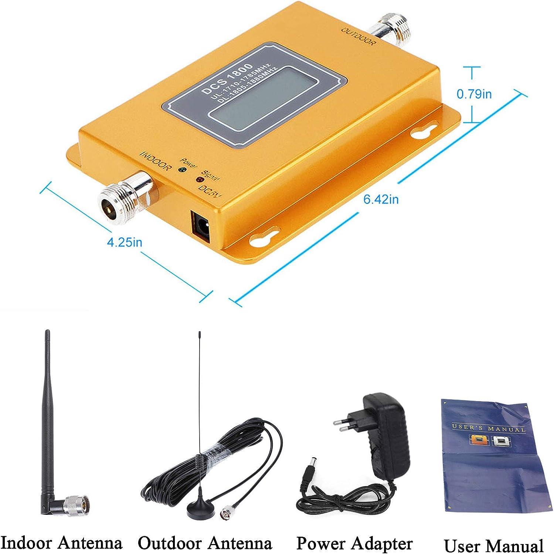 CRGL Amplificador De Señal De Teléfono Móvil Portátil DCS ...