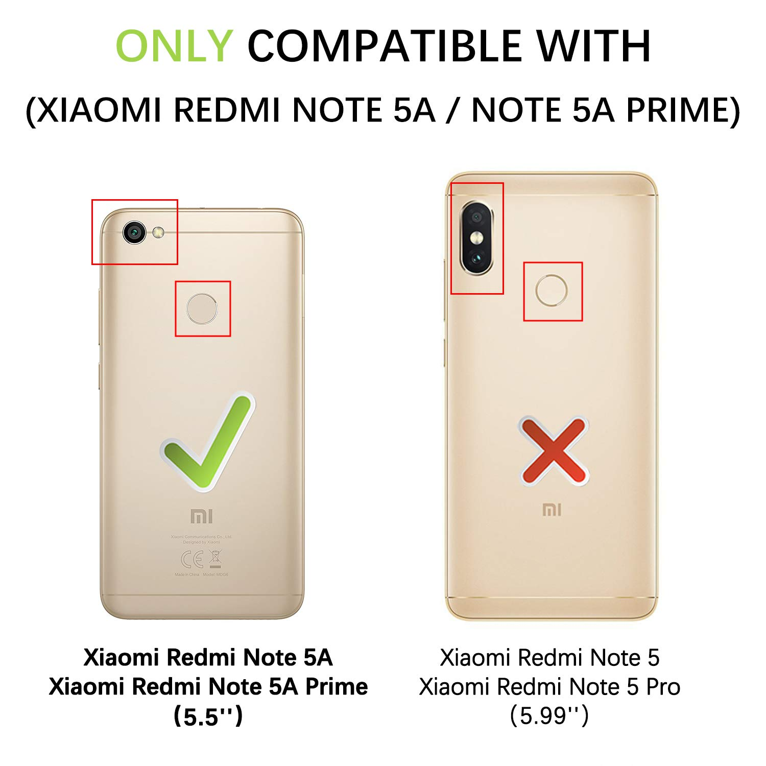 Hoomil Armor Shockproof Phone Case For Xiaomi Redmi Note 5a Cover Xiomi With Kickstand Black Electronics