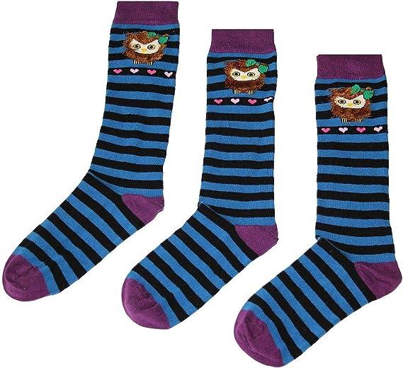 Socks Pur Niños de calcetines, Fútbol No 1, 3 Pack: Amazon.es: Ropa y accesorios