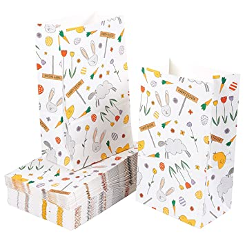Amazon party goody bags 36 pack easter gift bags paper favor party goody bags 36 pack easter gift bags paper favor bags for easter negle Gallery